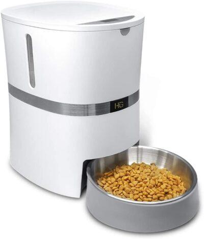 HoneyGuaridan Distributore Automatico con Ciotola in Acciaio
