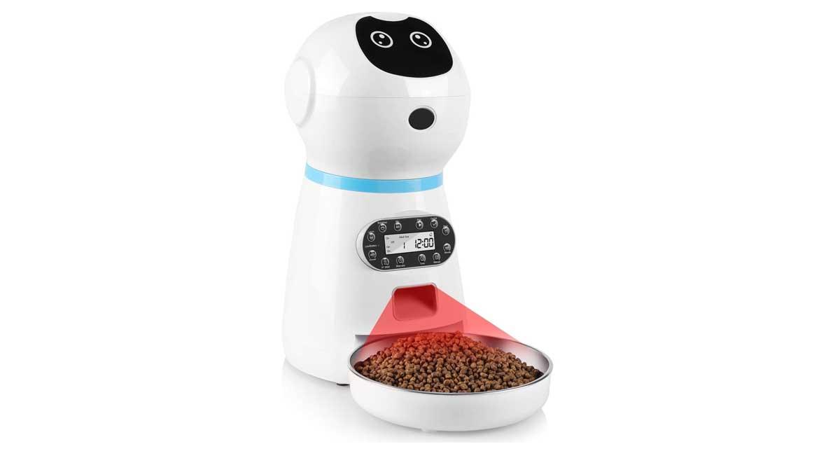 La migliore ciotola o mangiatoia automatica per cani
