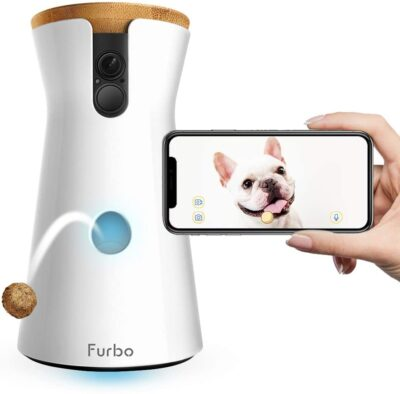Furbo - VIDEOCAMERA per Cani