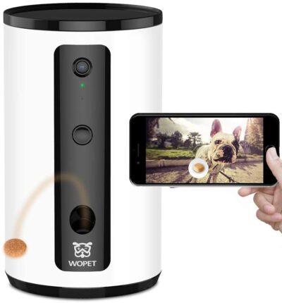 Wopet fotocamera con distributore di premi