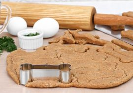 Biscotti per cani senza glutine fatti in casa